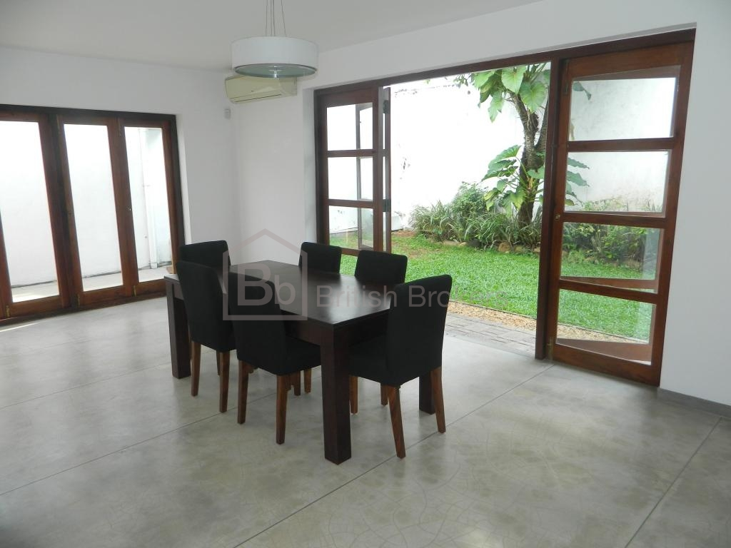 British Brokers - House for Rent at Colombo 7, Colombo