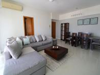 This beautifully furnished Havelock City apartment is available for immediate rental.