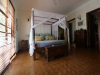 Located off Bauddhaloka Mawatha, this exquisitely refurbished colonial property is offered for rental unfurnished.