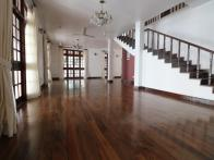Spacious and securely located by embassies on Bauddhaloka Mawatha, Colombo 7, this fabulous fully air-conditioned home is offered for rental unfur...